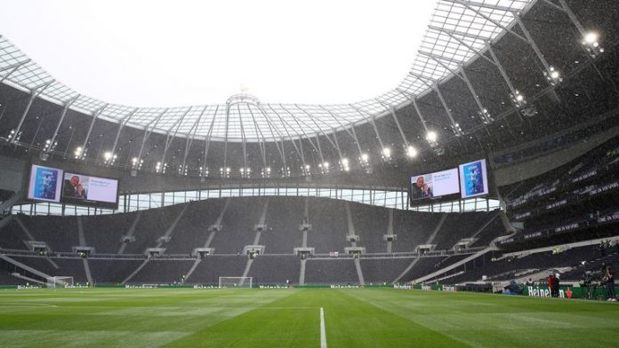 Tottenham have announced their refund policy