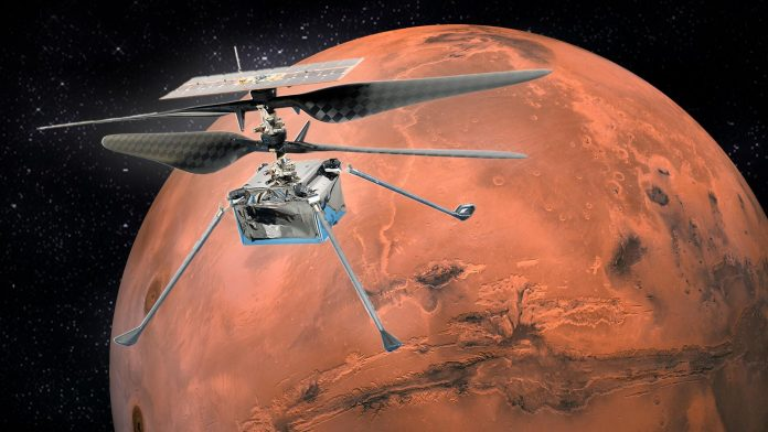 How NASA's Mars helicopter could change the future of space exploration - Video