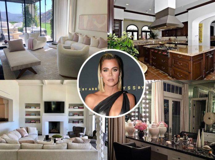 Khloe Kardashian, Real Estate, Home