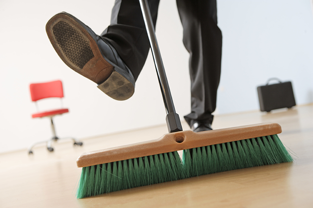 Man Broke Into Wrong Address For Broom Sexual Fantasy, Australian Court Rules