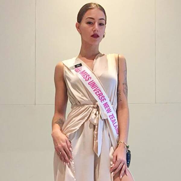 Miss Universe New Zealand Finalist Amber-Lee Friis Dead at 23