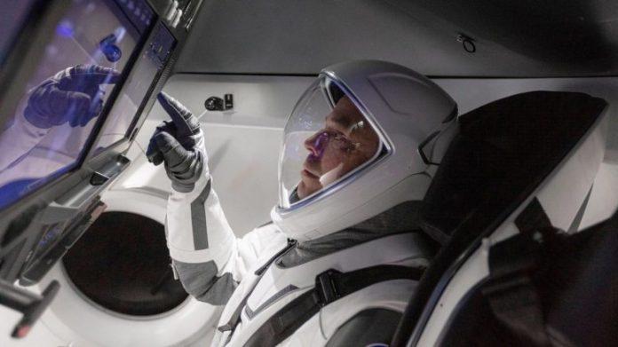 SpaceX Crew Dragon Astronaut Robert Behnken