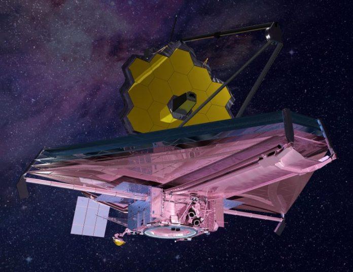 James Webb Space Telescope Artist Conception