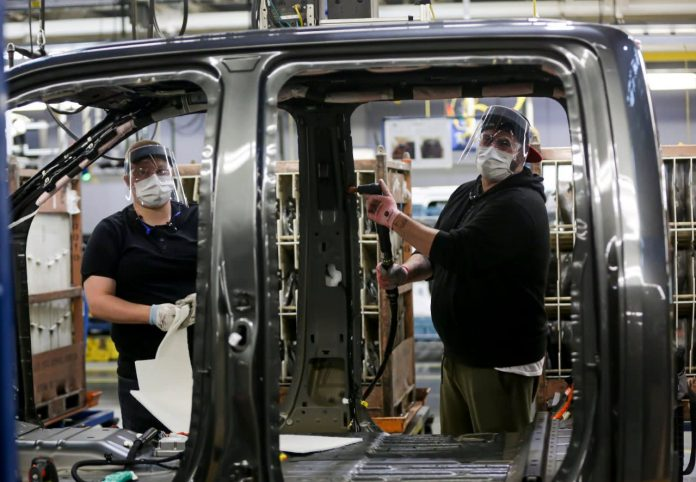 New Covid cases and lack of reliable testing are problems for automakers