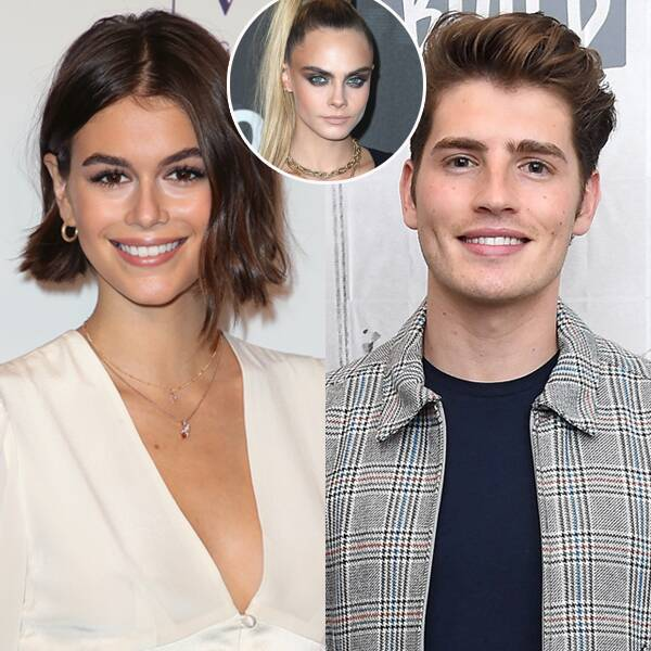 See Kaia Gerber and Gregg Sulkin's Steamy PDA Session in Music Video