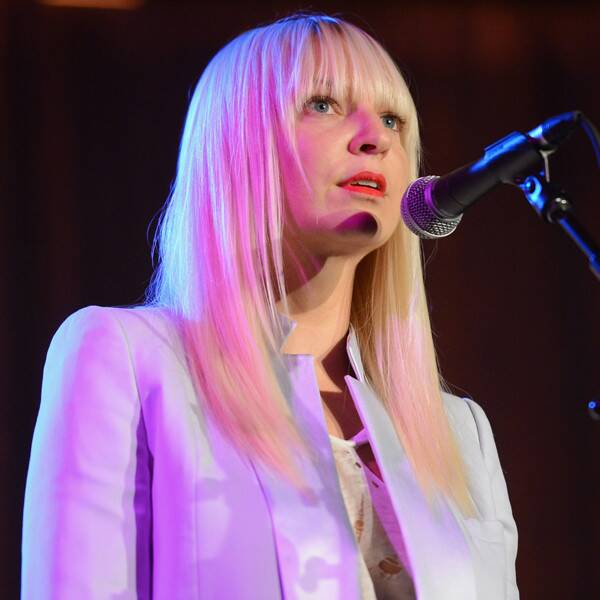 Sia Reveals She Adopted Two Teenage Boys Last Year