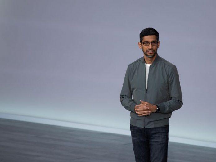 Sundar Pichai says diversity remains 'foundational value' for Google
