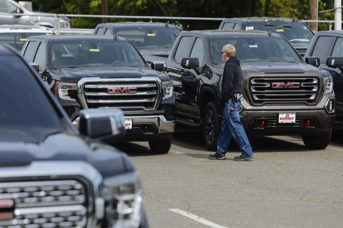 U.S. auto sales recovering but still devastated from coronavirus