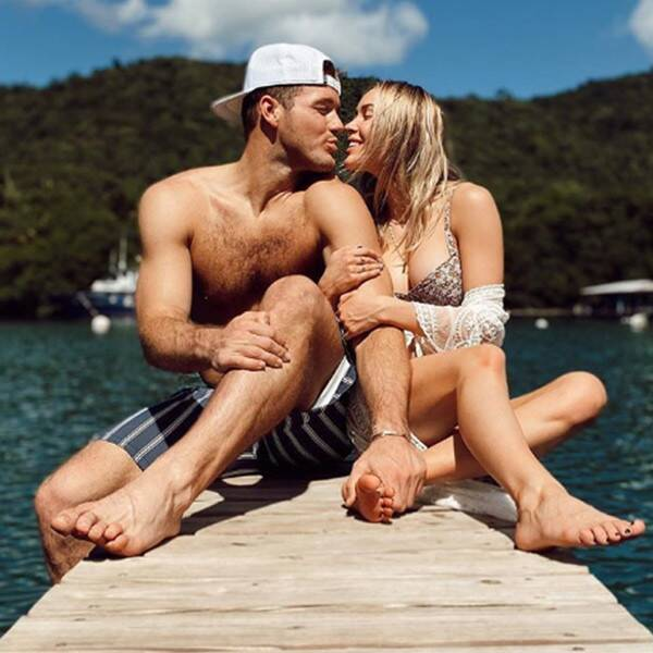 Where Colton & Cassie Rank Among Longest Bachelor Relationships