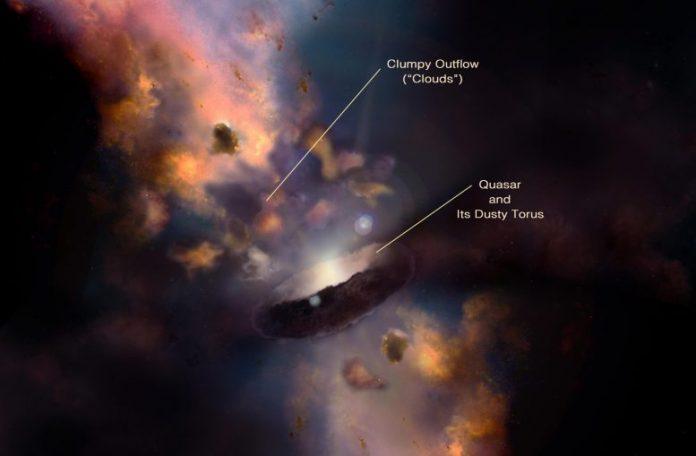 Black Hole Clouds