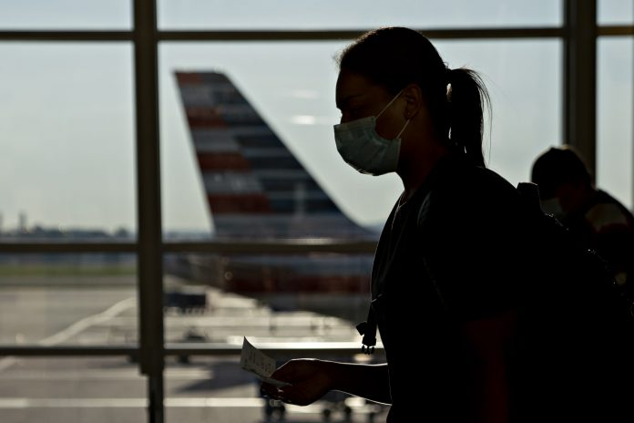 American Airlines shares jump as carrier eyes zero cash burn by year's end
