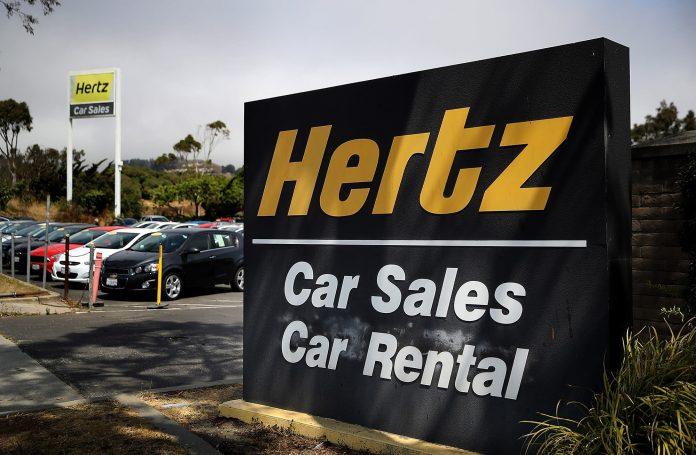 Bankrupt Hertz terminates controversial stock sale