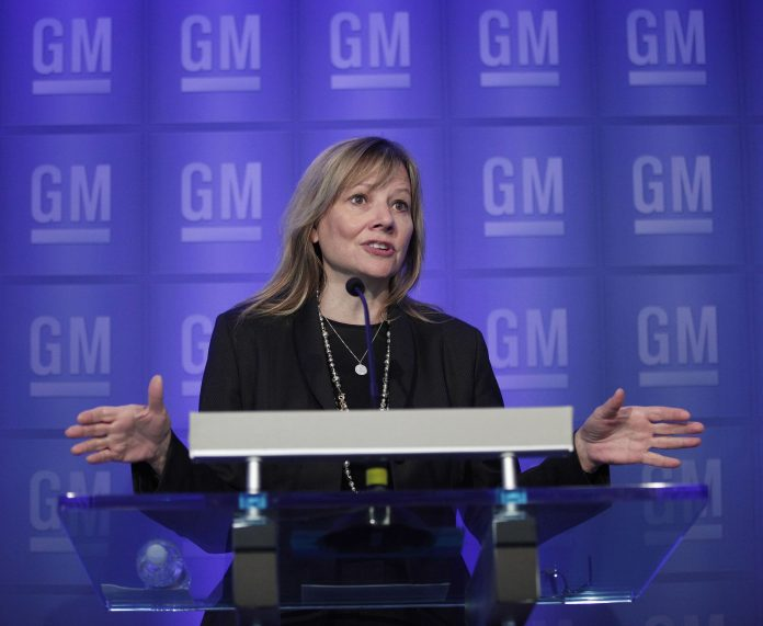 Barra expects GM plants to be close to pre-coronavirus levels in June