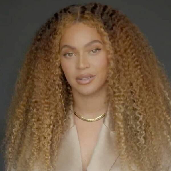 Beyoncé Advises Class of 2020 to ''Keep Pushing, Forget the Fear''