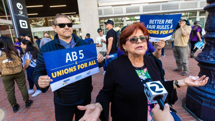 uber-driver-ride-sharing-protest-unions7788