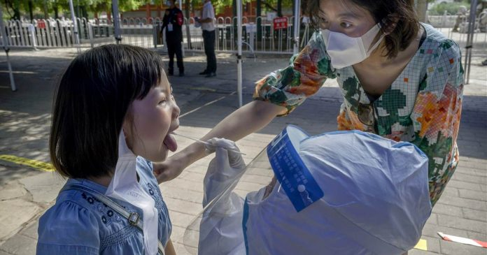 China declares new outbreak contained after massive testing effort