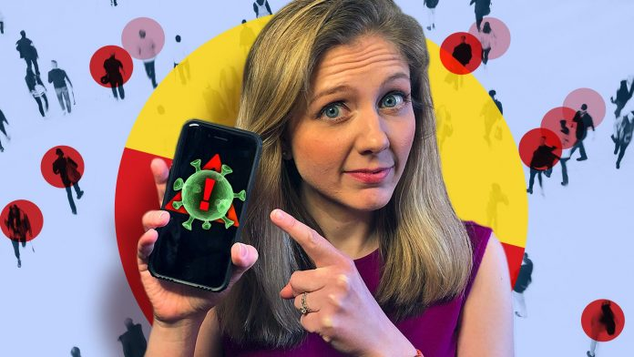 Contact tracing explained: How apps can slow the coronavirus - Video