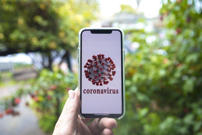 Coronavirus phone