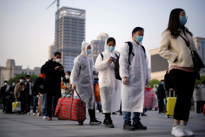 Coronavirus may have been spreading in China in August: Harvard study