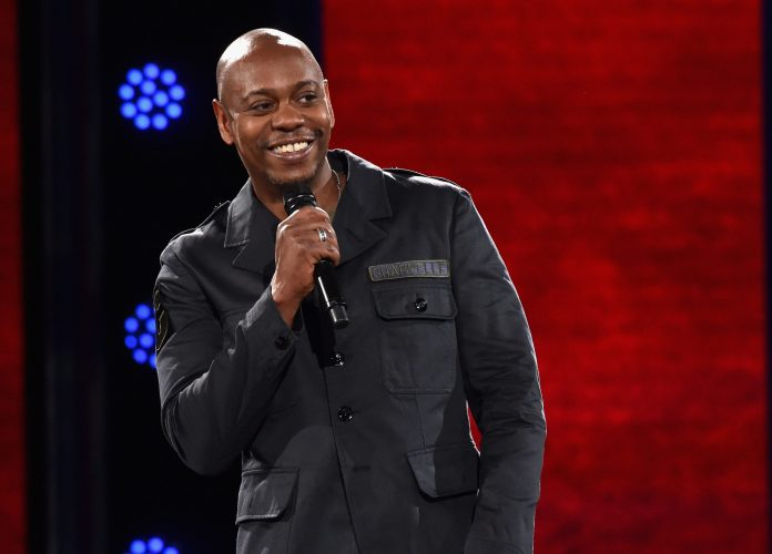 Dave Chappelle's new Netflix special is about police brutality