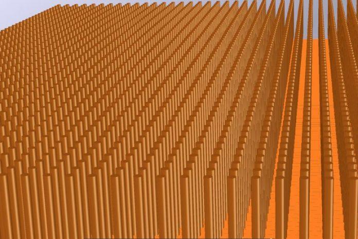 Pillars Antibacterial Nanostructures