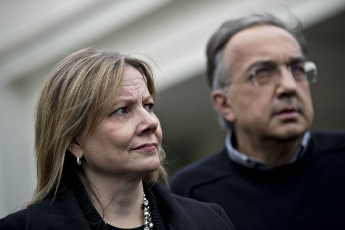 GM requests removal of judge from RICO lawsuit against Fiat Chrysler