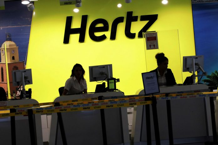 Hertz halts plan to sell $500 million in shares after SEC review
