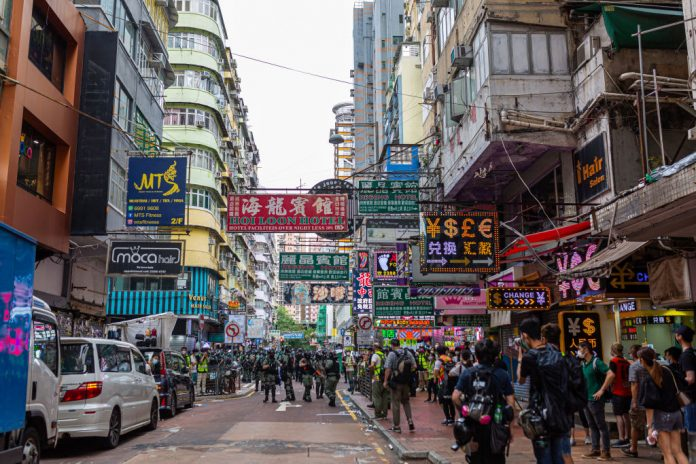 Hong Kong's business community sees the need for national security laws, says think tank