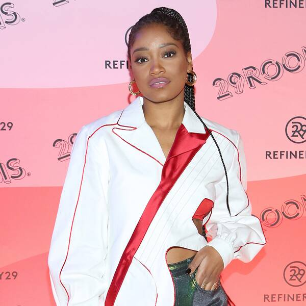 Keke Palmer Asks the National Guard to March With Crowd During Protest