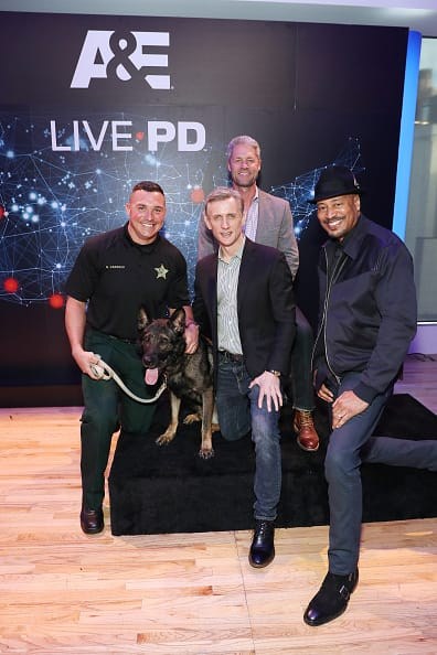 'Live P.D.' canceled over report that show filmed police custody death