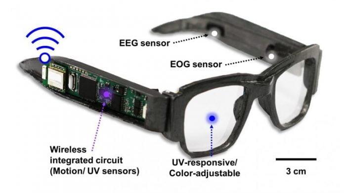 Multifunctional E-Glasses