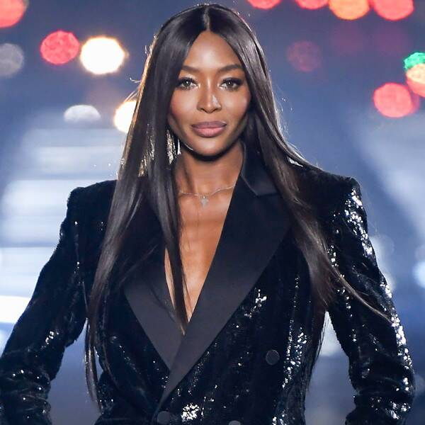 Naomi Campbell Talks Turning 50 & More on Daily Pop