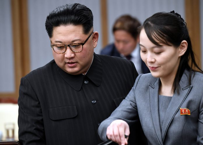 North Korea's Kim Yo Jong may be moving to bigger role, analysts say