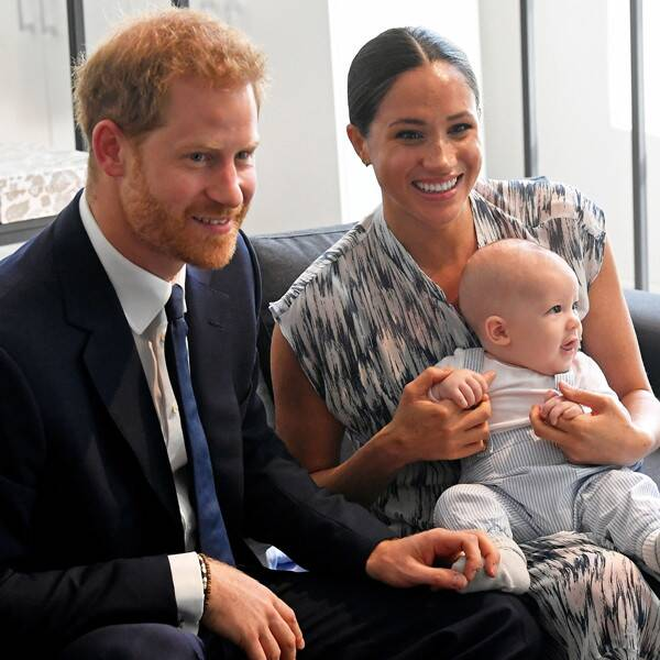 Prince Harry Shares His Fears for Son Archie's Future in Heartfelt Message