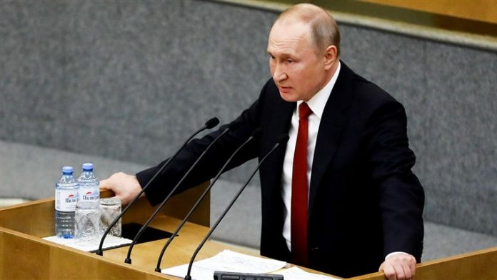 Putin, safe behind Kremlin walls, declares victory over COVID-19 with huge military parade