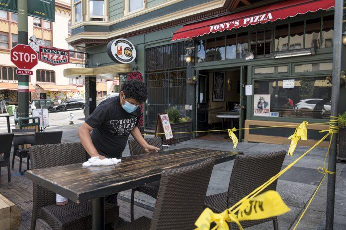 San Francisco wants OK to reopen barbershops, outdoor bars ahead of schedule