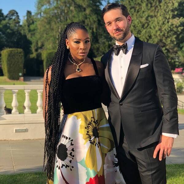Serena Williams and Alexis Ohanian Talk Inequality, Reddit & More