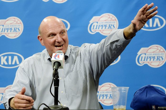 Steve Ballmer says CEOs need to 'encourage action' to help black people