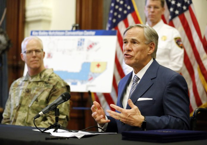 Texas governor warns tough actions will be needed if coronavirus spikes more