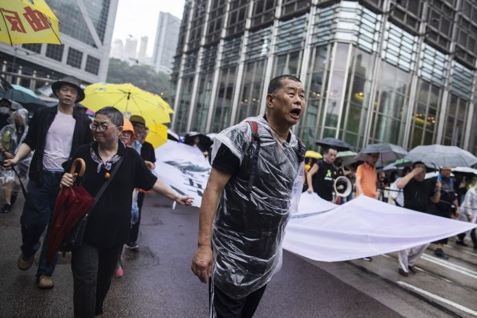 The U.S. should not revoke Hong Kong's special status: Jimmy Lai