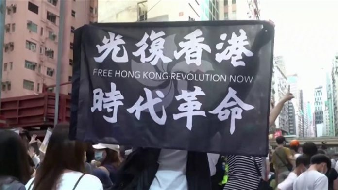 As China tightens its grip on Hong Kong, people are leaving for Taiwan
