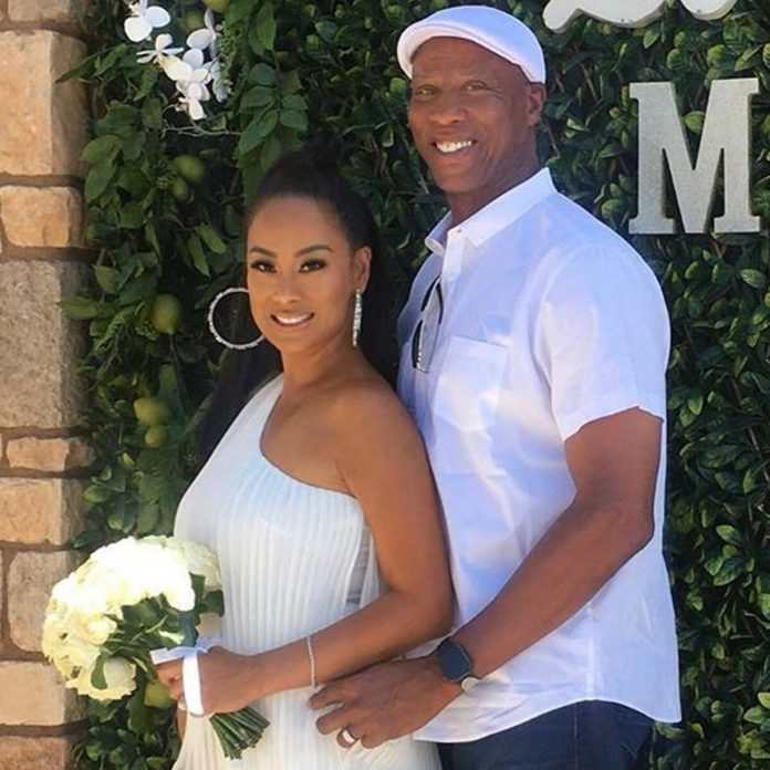 Basketball Wives Star CeCe Gutierrez Marries Byron Scott - E! Online