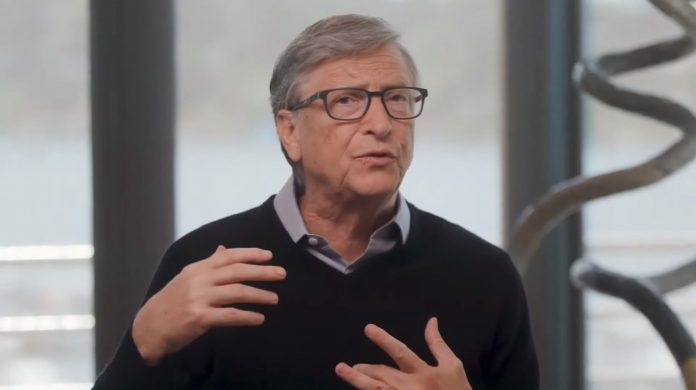 Bill Gates denies conspiracy theories that say he wants to use coronavirus vaccines to implant tracking devices