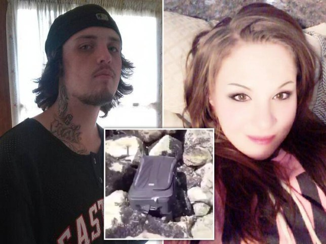 The bodies found in a suitcase on a Seattle beach, which was filmed on a TikTok video, have been identified as mother-of-four Jessica Lewis and her partner Austin Wenner.