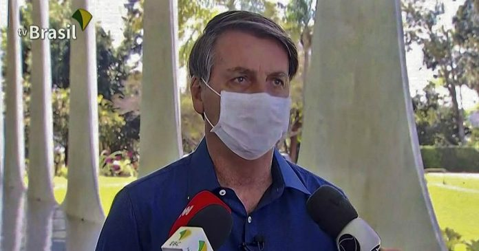 Bolsonaro dismissed the coronavirus. His positive test highlights Brazil's deadly outbreak.