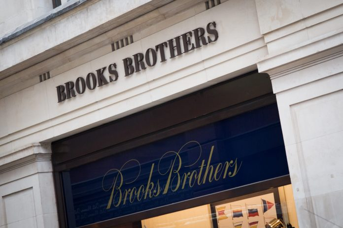 Brooks Brothers files for bankruptcy, seeks buyer, closes stores
