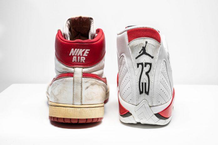 Christies to auction rare Michael Jordan sneakers
