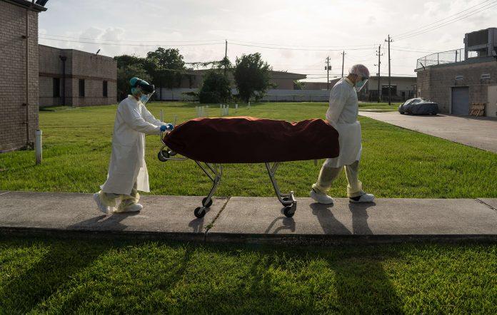Coronavirus deaths tick up in Florida, Texas, California, Arizona