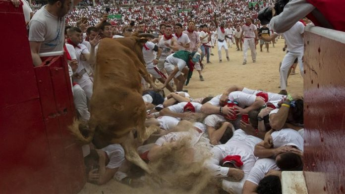 Coronavirus forces cancellation of Pamplona bull-running festival for the first time in decades