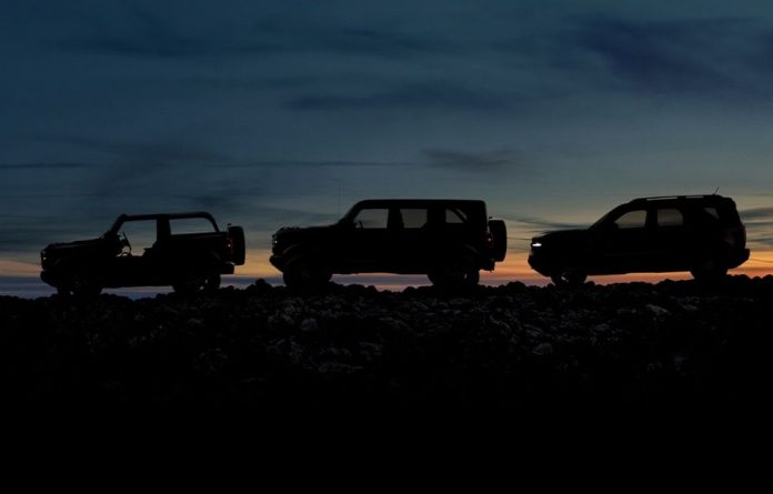 Ford expects relaunch of iconic Bronco SUV line to stoke U.S. sales, profits, executive says